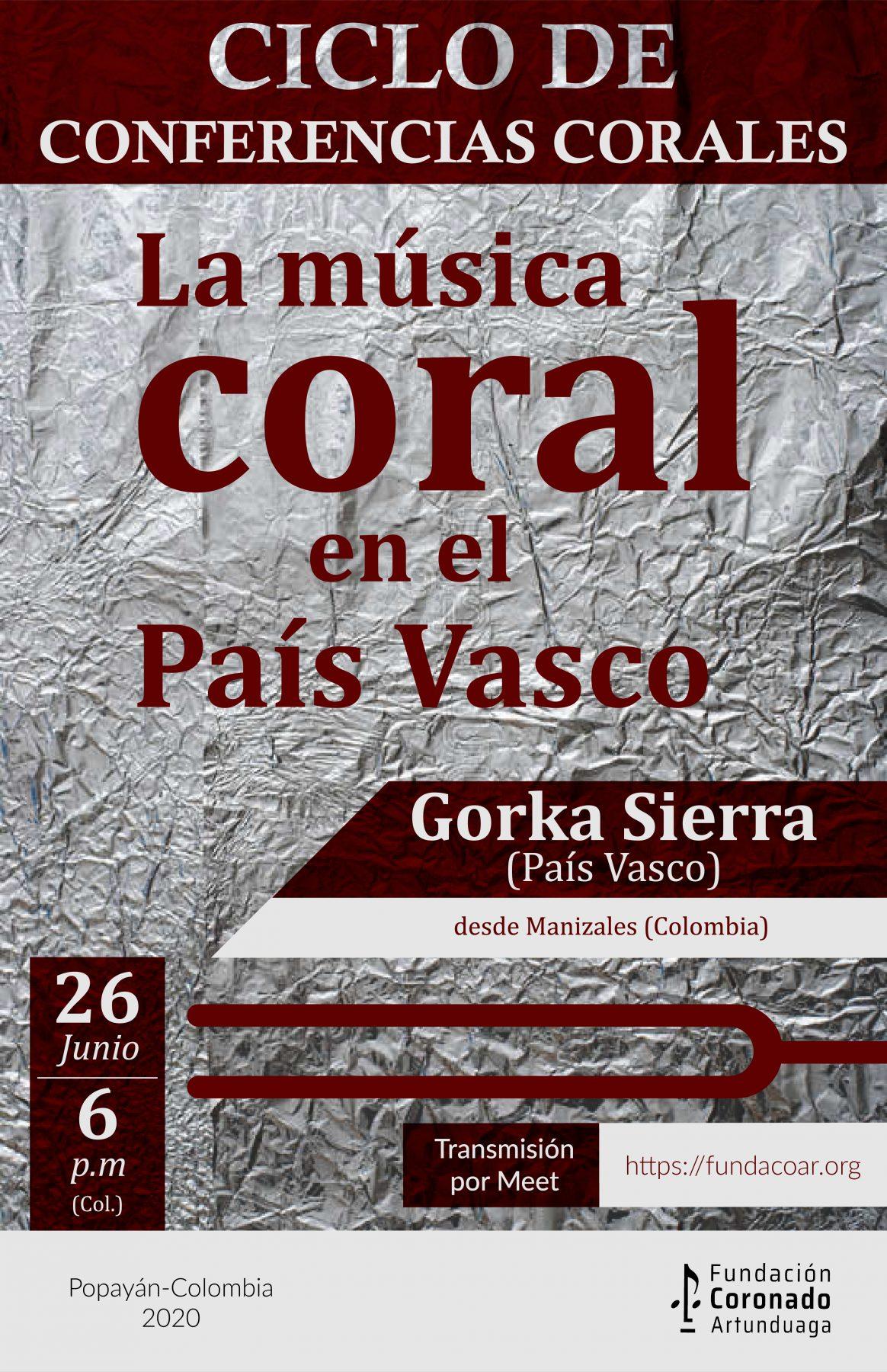 música coral país vasco