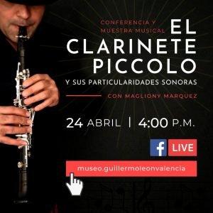 Clarinete Piccolo